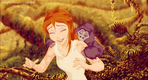 Jane - walt-disneys-tarzan Photo