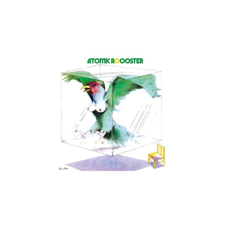 Atomic Rooster - Atomic Rooster (Vinyl)