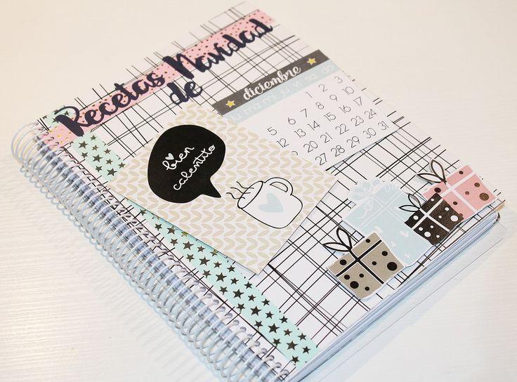 Tutorial Recetario / Libro de Recetas