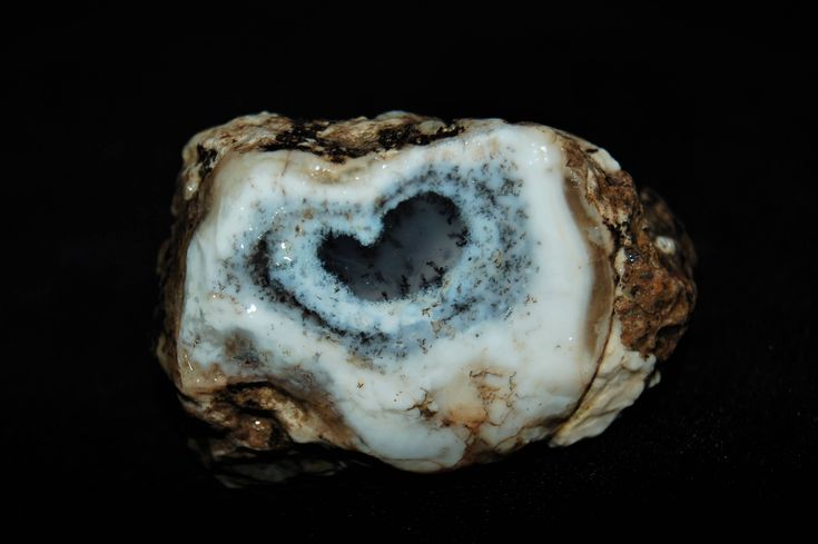 100 Gr Dendritic Agate Rare Special Piece Natural Rough