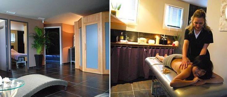 Mas de Torreilles: Détente et relaxation sont garanties au sein de l'espace bien-être de la résidence proposant un sauna, un hammam, une salle de fitness, une salle de massage ainsi qu'une cabine esthétique.