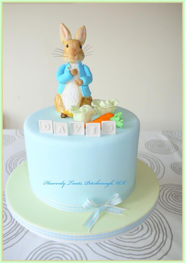 Peter Rabbit - Cake by Heavenly Treats by Lulu