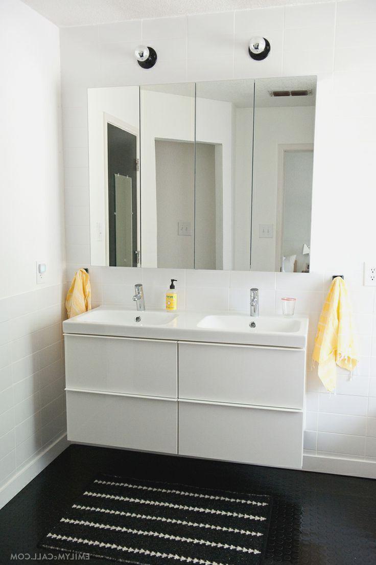 ikea high gloss white master bathroom with ikea godmorgon on ikea bathroom vanities id=45634