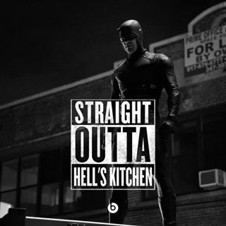"There's been a healthy dose of Daredevil references. | Community Post: 19 Of The Best Nerdy ""Straight Outta Compton"" Memes"