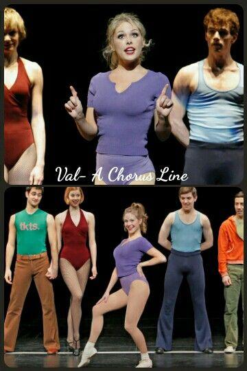 #5 Val Clark- A Chorus Line
