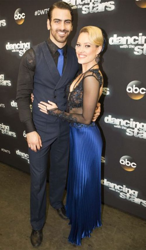 Nyle DiMarco Dancing With The Stars Samba Video Season 22 Week 4 – 4/11/16 #DWTS22