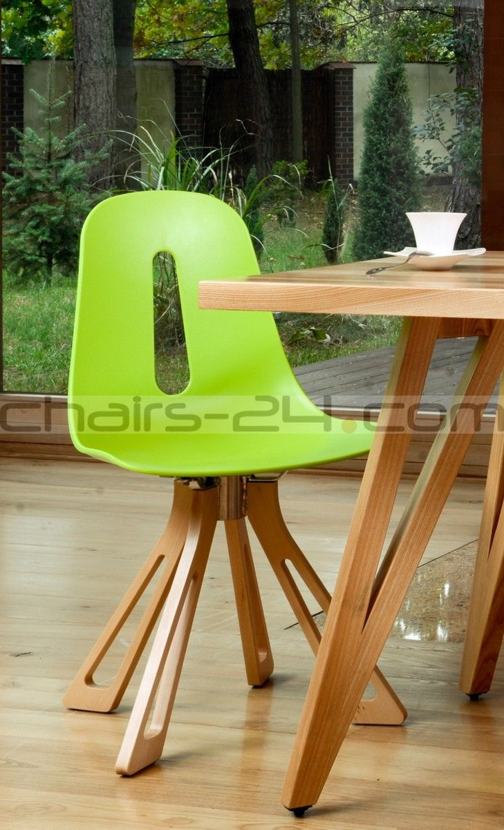 JUST ME SLIM JMS069 chairs in different colours Nowoczesne meble / Modern furniture