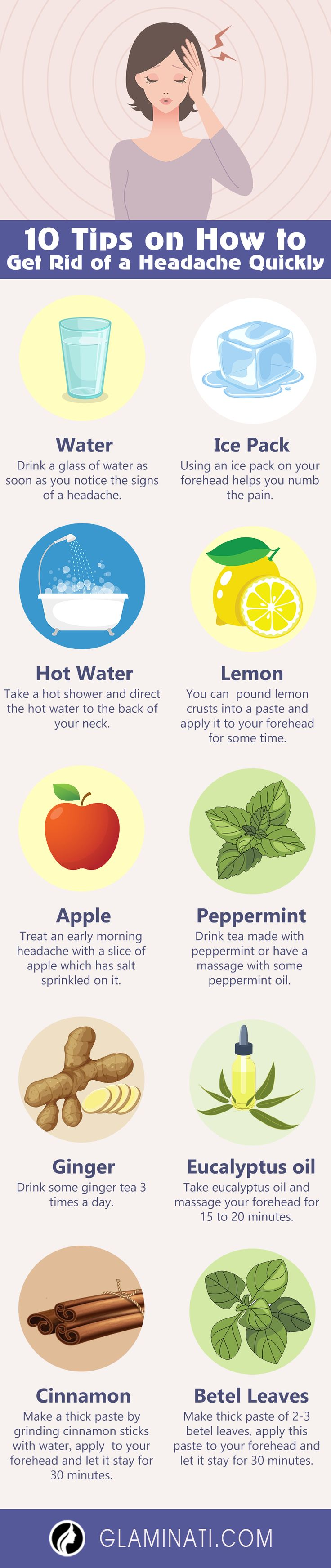 Foods That Get Rid Of Tension Headaches