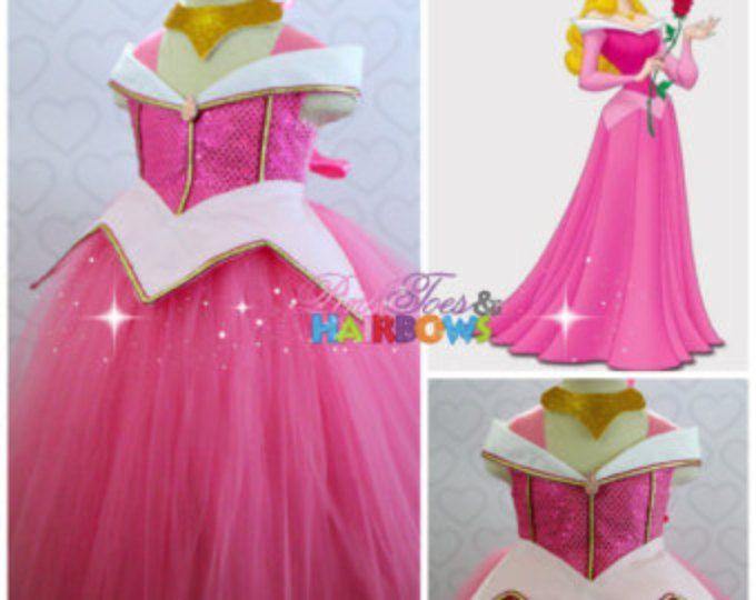 Dormir belleza dormir vestido Aurora de belleza Vestido de dormir belleza Vestido de dormir belleza traje del tutú
