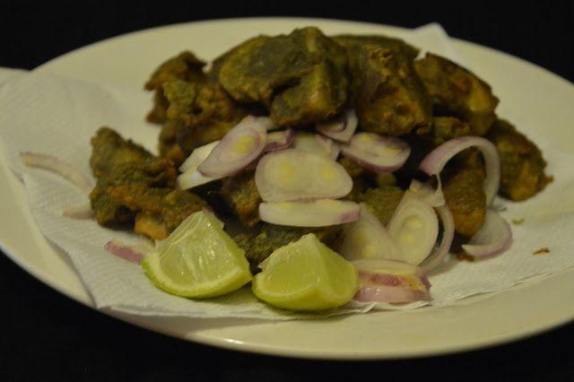 Potato Besan Fry | TasteURCooking