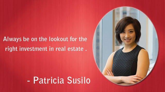 Patricia Susilo: Patricia Susilo - Give Shape to Her Dreams