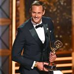 """1,763 Likes, 26 Comments - Alexander Skarsgard (@worldofskarsgard) on Instagram: """"NEW PICS!!! 💫Multi Post! Slide your finger 👆 for see the others pics! 💫 Alex & Nicole Win A Emmy…"""""""