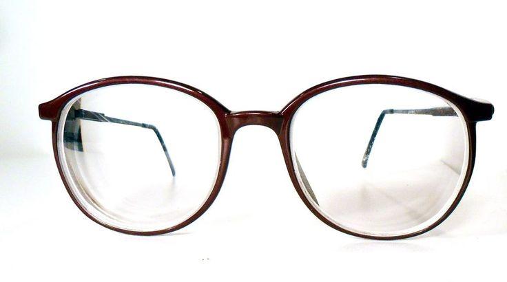 vintage preppy carbon 22 polaris eyeglass frames by rem 49