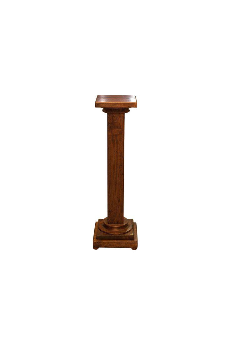 Подставка-колонна. Материал: Антикварное дерево http://oneclub.ua/podstavka-kolonna-23654.html#product_option716