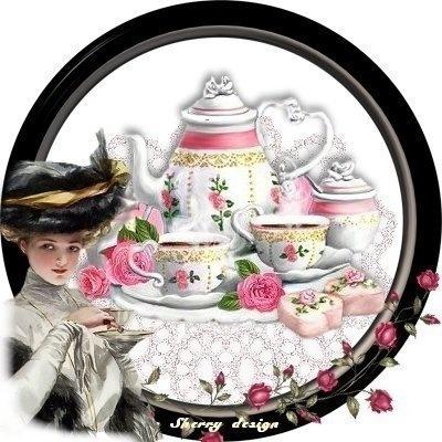 I love Victorian tea parties.