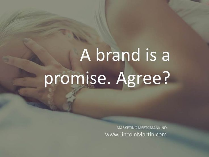 A brand is a promise. When breaking a promise to your customers, you are ending a mutual-beneficial-profitable relationship.  MARKETING MEETS MANKIND www.LincolnMartin.com  #Branding #Marketing #Advertising  #LincolnMartin #Dubai