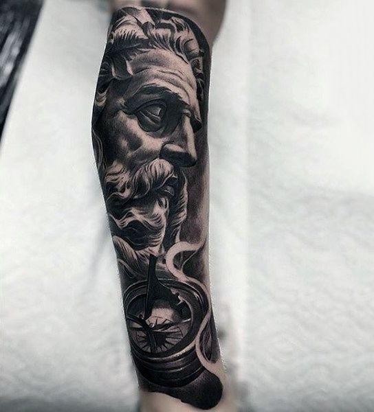 25 best ideas about greek god tattoo on pinterest greek mythology tattoos greek gods and. Black Bedroom Furniture Sets. Home Design Ideas