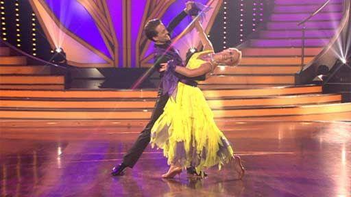 Let's Dance-Finale 2014: Alexander Klaws tanzt den Slowfox