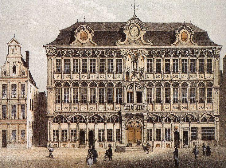 Meer dan 1000 afbeeldingen over bruxelles d 39 antan op pinterest musea belgi en bouw - Roi du matelas schaerbeek ...