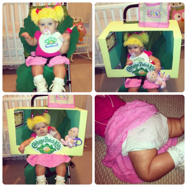 cabbage patch kid halloween costume - Cabbage Patch Halloween Costume For Baby