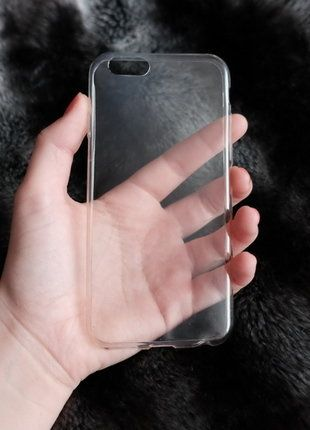 Kupuj mé předměty na #vinted http://www.vinted.cz/doplnky/doplnky-k-elektronice/14470821-pruhledny-silikonovy-obalkryt-na-iphone-6-6s