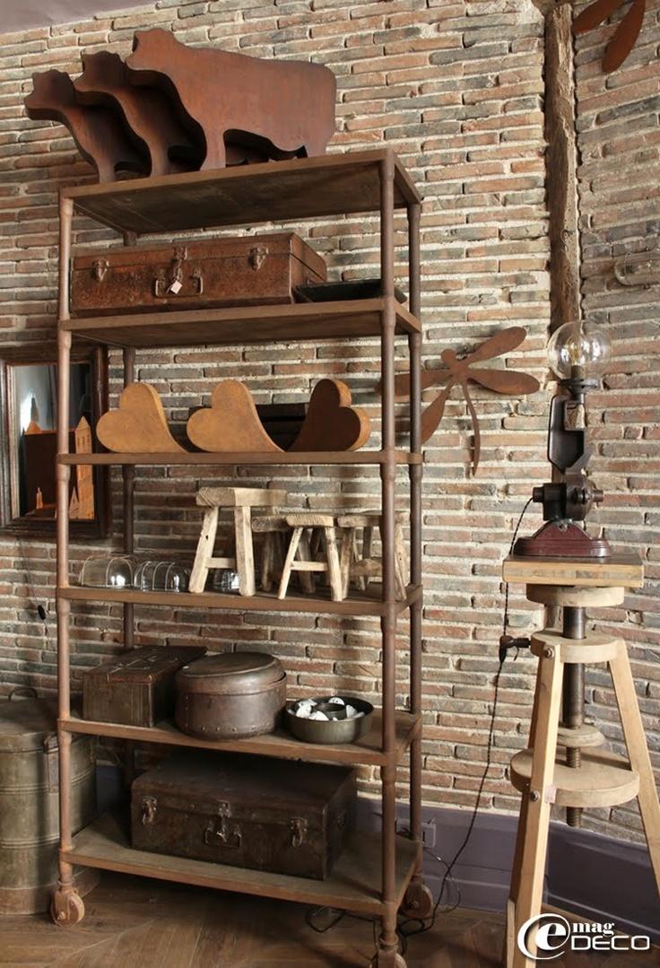 as 25 melhores ideias de mobili rio industrial vintage no