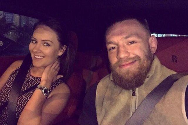 Conor Mc Gregor & Dee Devlin