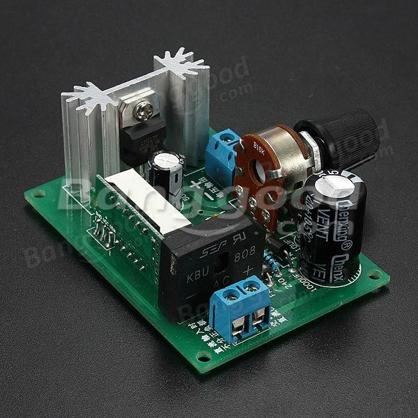 Lm317 Linear Power Supply Pictures To Pin On Pinterest