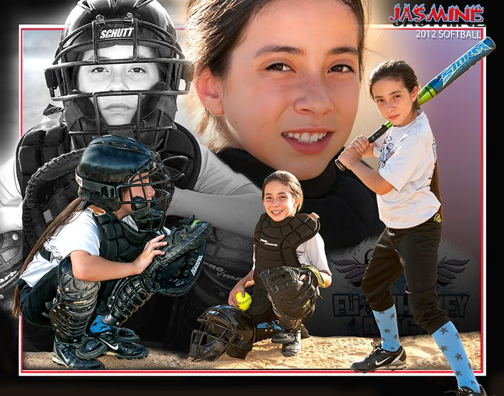 Youth Softball Poster