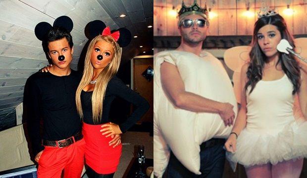Egyedi Halloween-jelmezek pároknak   Femcafe