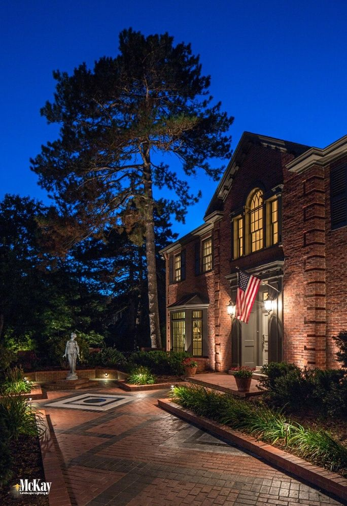 137 best images about residential landscape lighting on for Residential outdoor lighting
