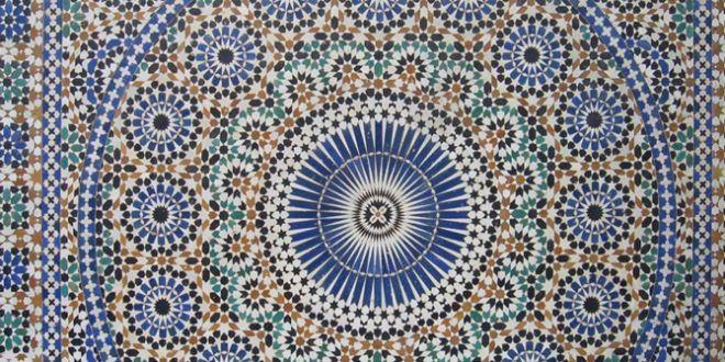 Matematiksel ///  Orta Çağ İslam Sanatındaki Şaşırtıcı Geometri