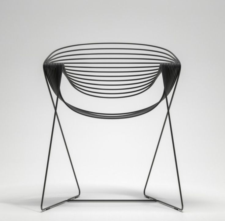 Filoferru Outdoor Chair by Robby Cantarutti and Partners