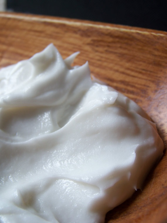 Detangling Conditioner  Marshmallow Root and Silk  by CrissCNicole, $12.00