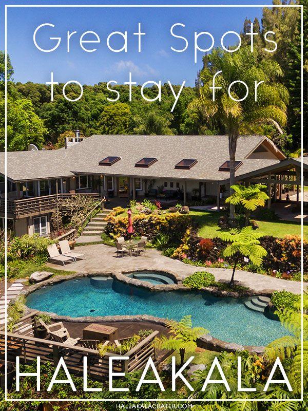Places to stay around Haleakala Haleakala