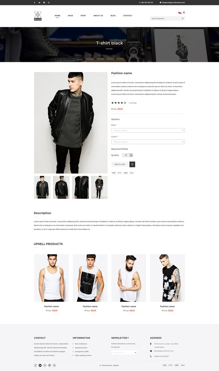 10 best neveda stylish psd template for fashion webshop images neveda can be seen as a perfect psd ecommerce template to start your own fashion store website for your clients pronofoot35fo Choice Image