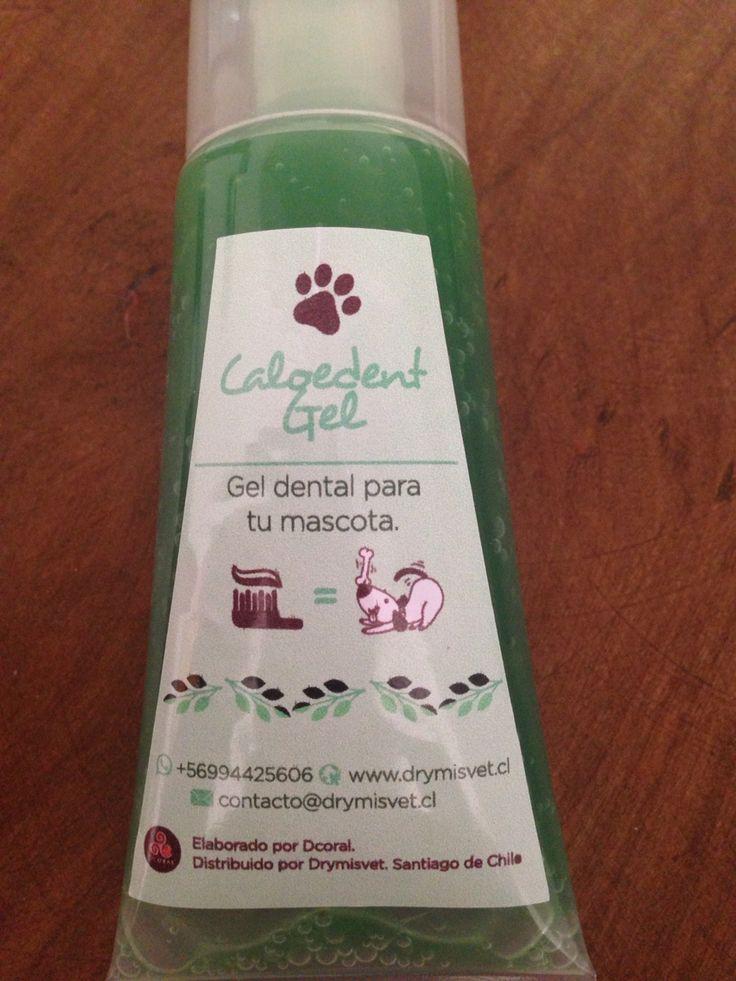 Gel de aseo dental natural Para tu mascota #dcoral