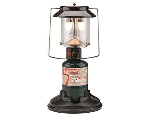 Coleman Two Mantle InstaStart QuickPack Lantern >>> Click on the image for additional details.