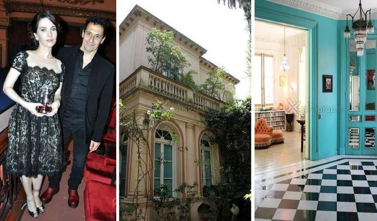 Conocé por dentro la casa de dos millones de Natalia Oreiro y Ricardo Mollo | Fashion TV