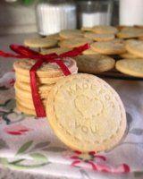Máslové sušenky s vanilkou