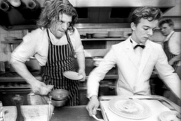 Celebrity chefs from masterchef