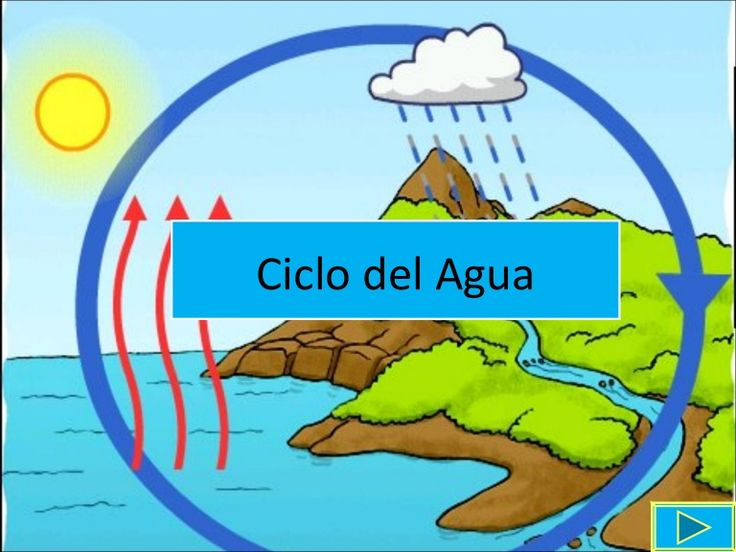 Ciclo Del Agua Power Point by guest16ff7b via slideshare