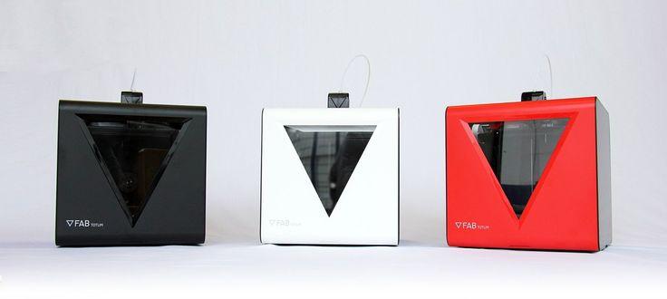 Issue de l'ecole polytechnique de Milan cette start-up FABtotum propose une imprimante 3D toute en: copier, imprimer, scanner et fraisage CNC dans un boitier de la taille d'un micro-onde. ||| http://fabtotum.cc/ |||| https://www.indiegogo.com/projects/fabtotum-personal-fabricator