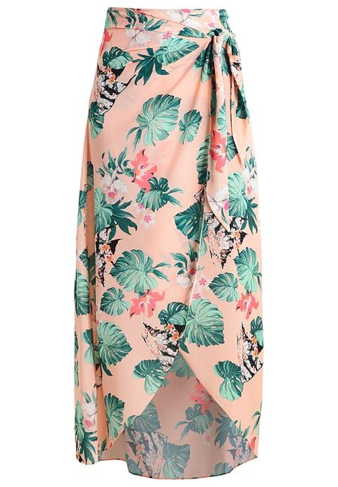 mint&berry TROPICAL - Falda larga - soft pink - 49,95  Zalando.es