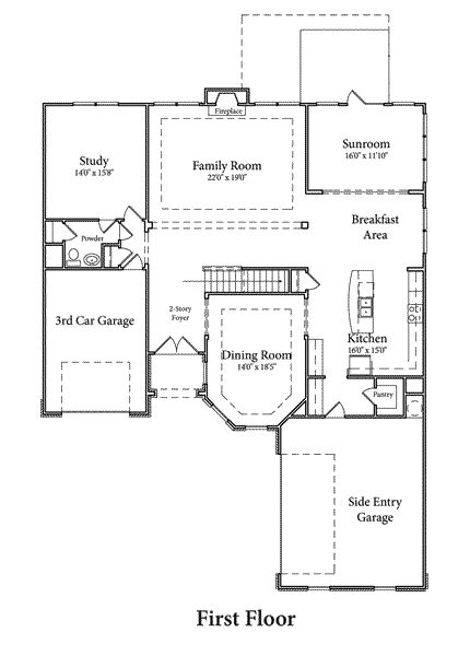 169 Best Images About Dream Floor Plans On Pinterest 3