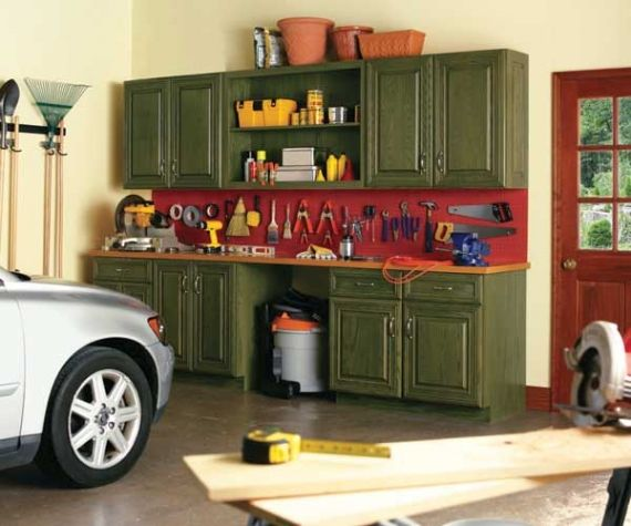 25 Best Ideas About Unfinished Kitchen Cabinets On: design your own garage