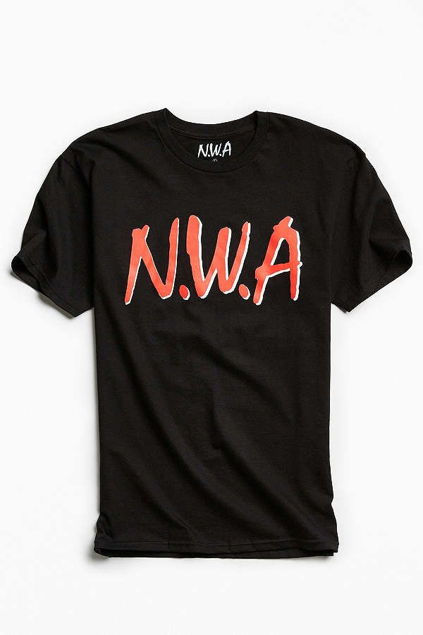Slide View: 1: N.W.A. Straight Outta Compton Tee