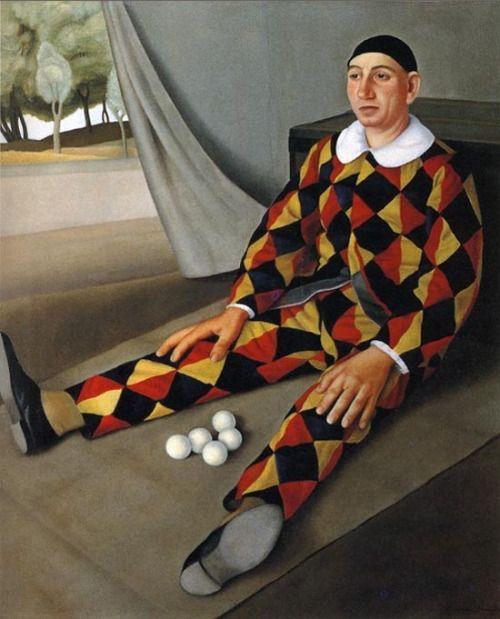 218. Donghi, Antonio -  1926 - Il giocoliere