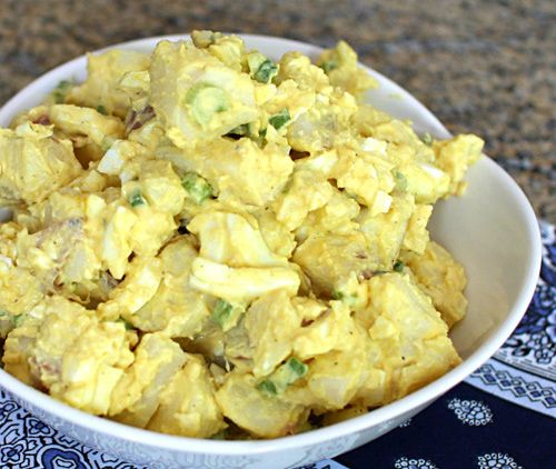 Potato Salad with Egg Recipe