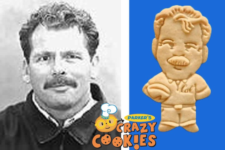 Cal Rugby Coach - Jack Clark - 50th Birthday - #Rugby Ball - Team Party - Edible Favors - Make your coach into a cookie